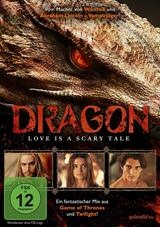 Dragon - Love Is A Scary Tale - Poster