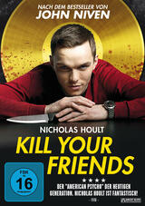 Kill Your Friends - Poster