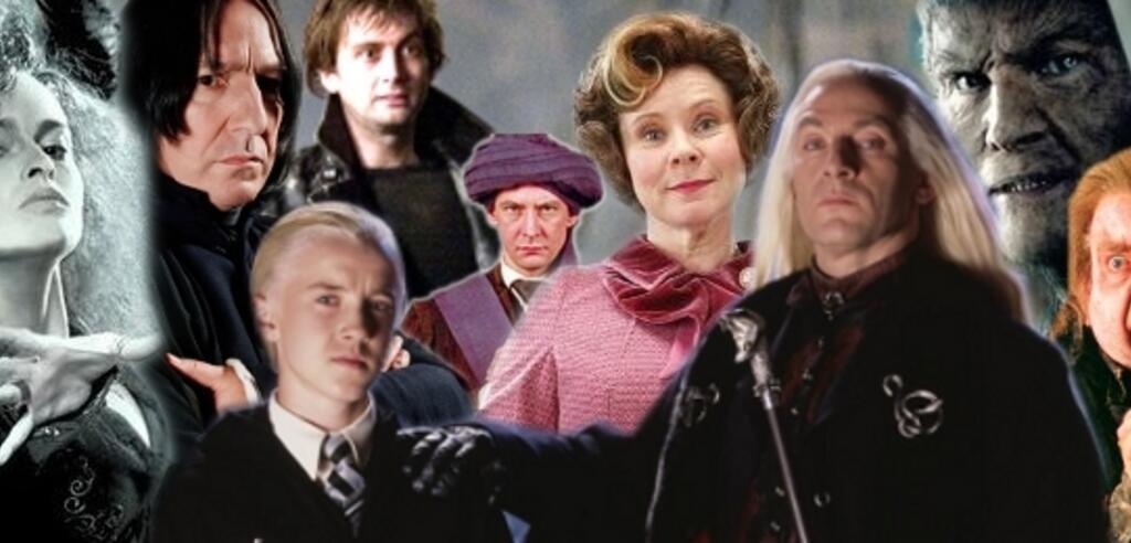 Die Harry Potter Bösewichte