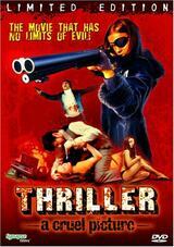 Thriller - ein unbarmherziger Film - Poster