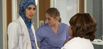 Grey's Anatomy: Sophia Ali als Dr. Qadri