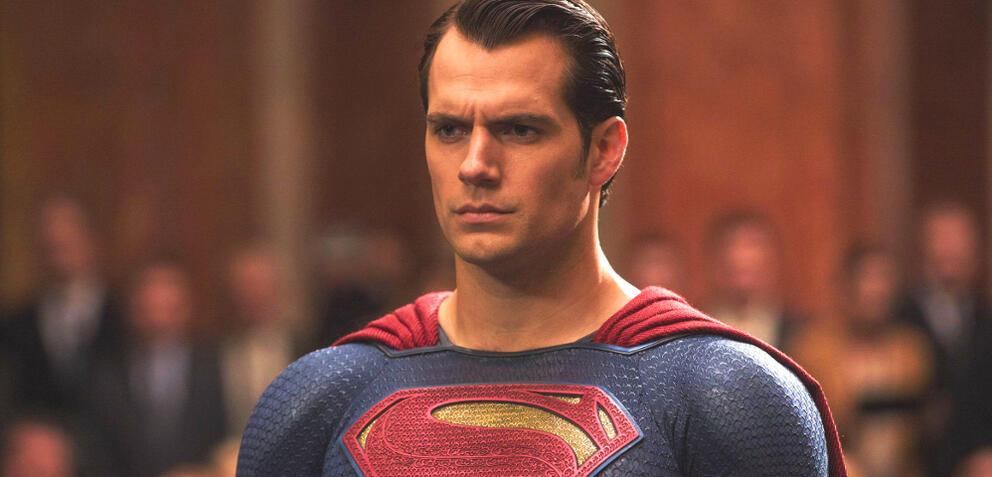 Henry Cavill als Clark Kent/Superman in Batman v Superman: Dawn of Justice