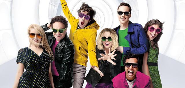 Neue Staffel The Big Bang Theory