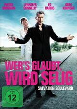 Wer's glaubt, wird selig - Salvation Boulevard - Poster