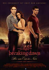 Twilight 4: Breaking Dawn - Biss zum Ende der Nacht - Teil 1 - Poster