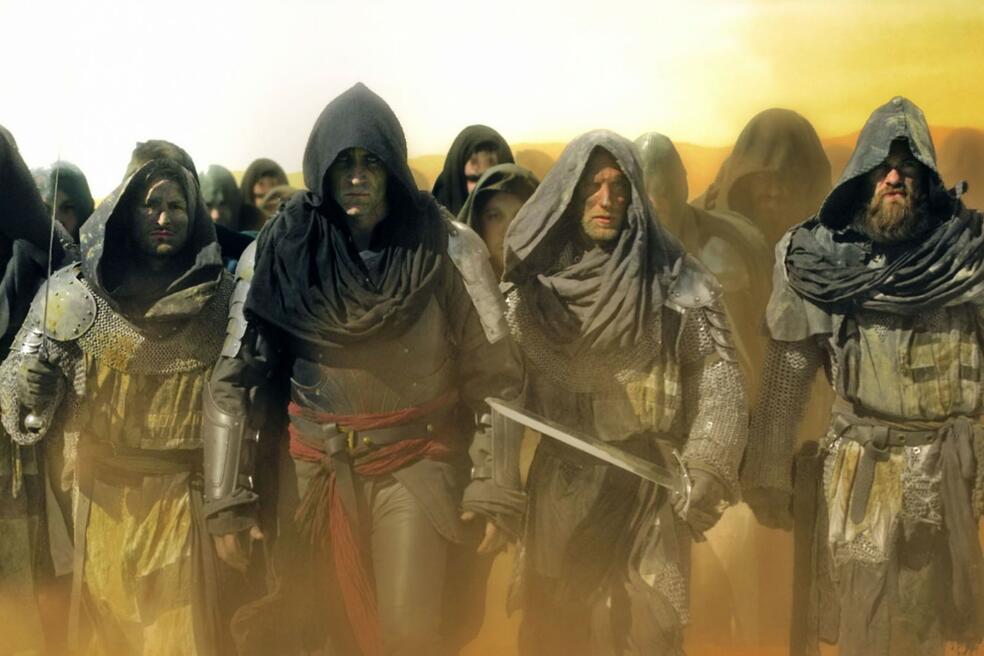 Mythica: Der Totenbeschwörer