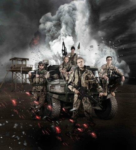 Willkommen im Krieg - Bild 1 von 1