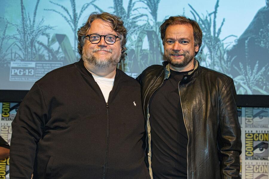 Scary Stories to Tell in the Dark mit Guillermo del Toro und André Øvredal