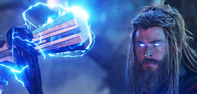 Mehr Als 30 Kilo Chris Hemworth Steigt Als Thor Im Video In