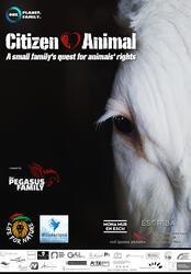 Citizen Animal Poster