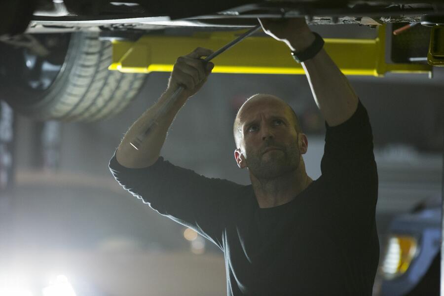 Fast & Furious 8 mit Jason Statham