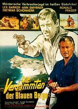 Die Verdammten der blauen Berge - Poster