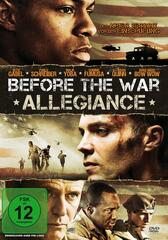 Before the War - Allegiance