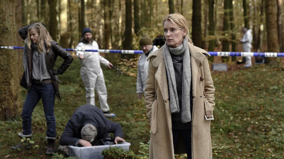 Tatort: Der Fall Holdt mit Maria Furtwängler