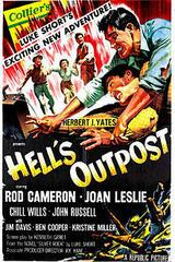 Die Hölle von Silver Rock - Poster
