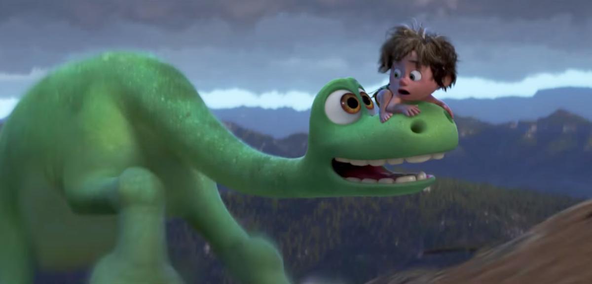 Gute Dinosaurier Filme