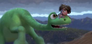 Bild zu:  Der gute Dinosaurier nebst Kumpel