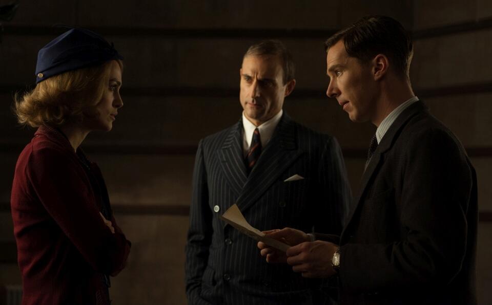 The Imitation Game - Ein streng geheimes Leben mit Benedict Cumberbatch, Keira Knightley und Mark Strong