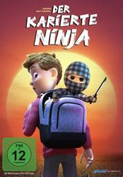 Der karierte Ninja Poster