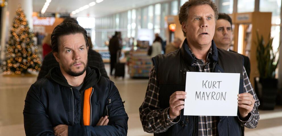 Mark Wahlberg undWill Ferrellin Daddy's Home 2