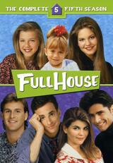Full House - Staffel 5 - Poster