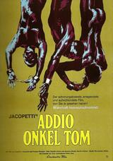 Addio, Onkel Tom! - Poster