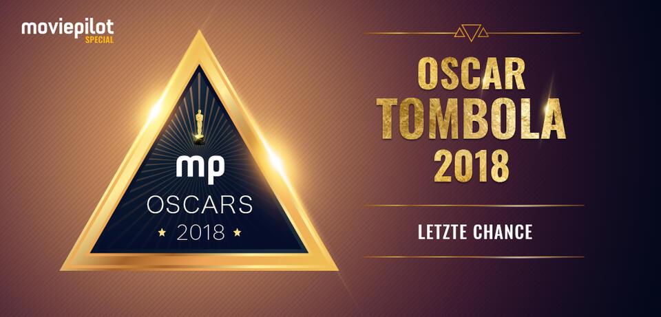 Oscar-Tombola 2018