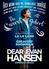 Dear Evan Hansen - Poster