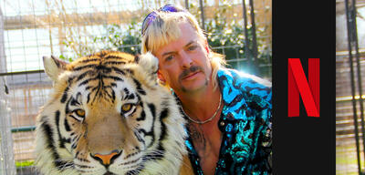Tiger King mit Joe Exotic