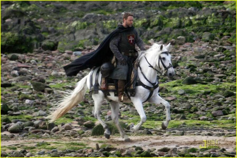 Robin Hood mit Russell Crowe