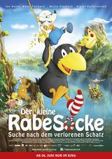 Der kleine Rabe Socke 3 - Die Suche nach dem verlorenen Schatz - Poster