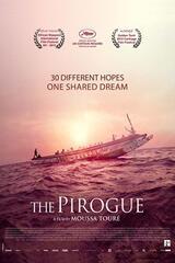Die Piroge - Poster