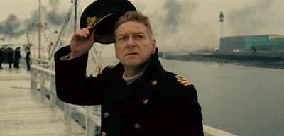 Dunkirk mitKenneth Branagh