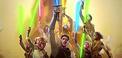 Jedi der High Republic-Ära (Concept Art)