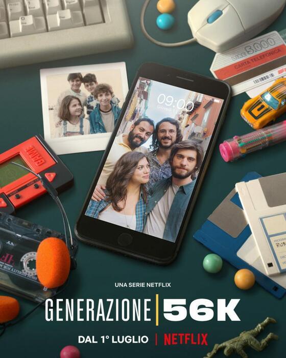 Generation 56K, Generation 56K - Staffel 1