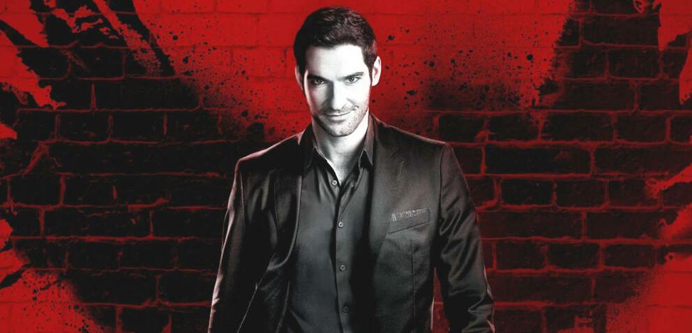 Tom Ellis als Lucifer