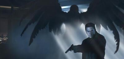 Mark Wahlberg als Max Payne im gleichnamigen Film