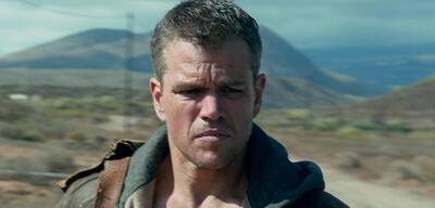Hat Matt Damon gerade Jason Bourne in 3D gesehen?