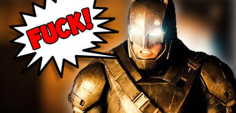 Batman R Rated SCREEEN!