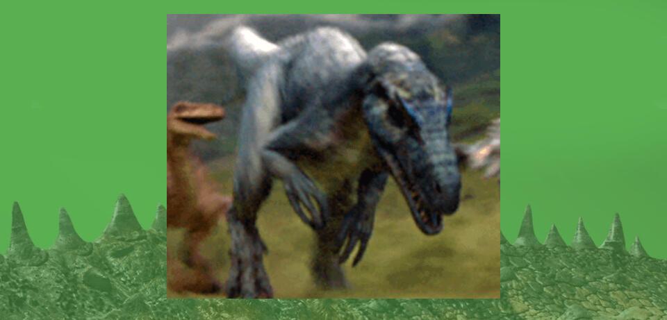 Jurassic Park Reihe