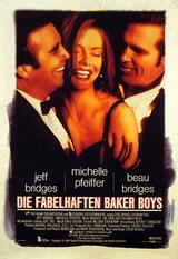 Die fabelhaften Baker Boys - Poster