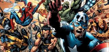 Bild zu:  Das Marvel-Universum