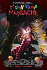 Klown Kamp Massacre - Poster