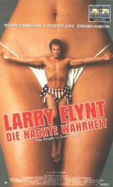 Larry Flynt - Die nackte Wahrheit - Poster