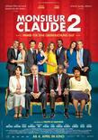 Monsieur claude 2 plakat 01