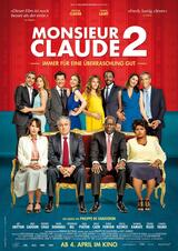 Monsieur Claude 2 - Poster