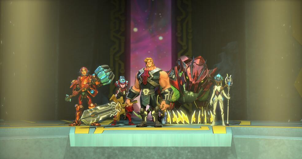 He-Man and the Masters of the Universe, He-Man and the Masters of the Universe - Staffel 1