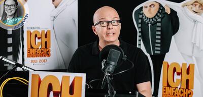 Oliver Rohrbeck spricht Gru in der deutschen Version von Ich - Einfach unverbesserlich 3