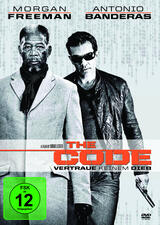 The Code - Vertraue keinem Dieb - Poster