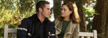 Jane Levy und Blake Jenner in What/If